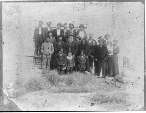 African American pioneers in Graham County, Kansas - Page