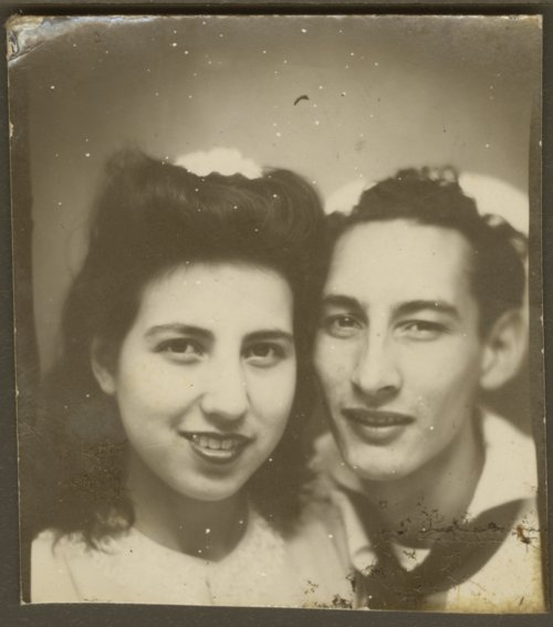 Hazel and Robert Gomez