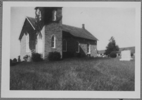 Congregational Church and cemetery in Maple Hill, Kansas - Page