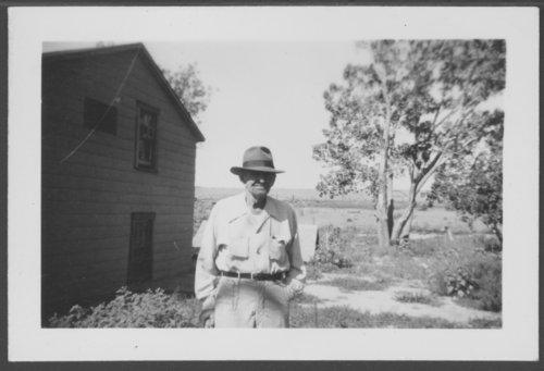 Elmer D. Graham, Sr. - Page