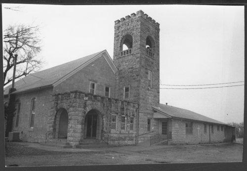 Lyona Methodist Church in Dickinson County, Kansas - Page