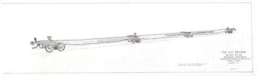 Atchison, Topeka & Santa Fe Railway Company six packer - Page