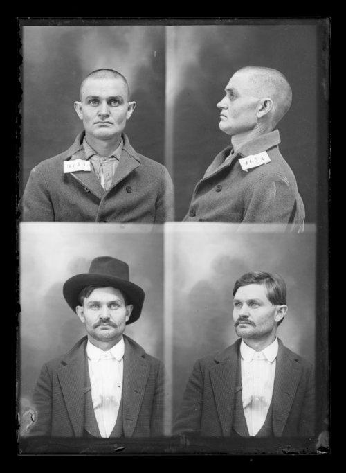 Bird Smith, prisoner 9634, Kansas State Penitentiary - Page