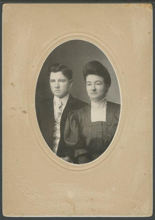 Edward Ray and Julia Wright Sloan - Page