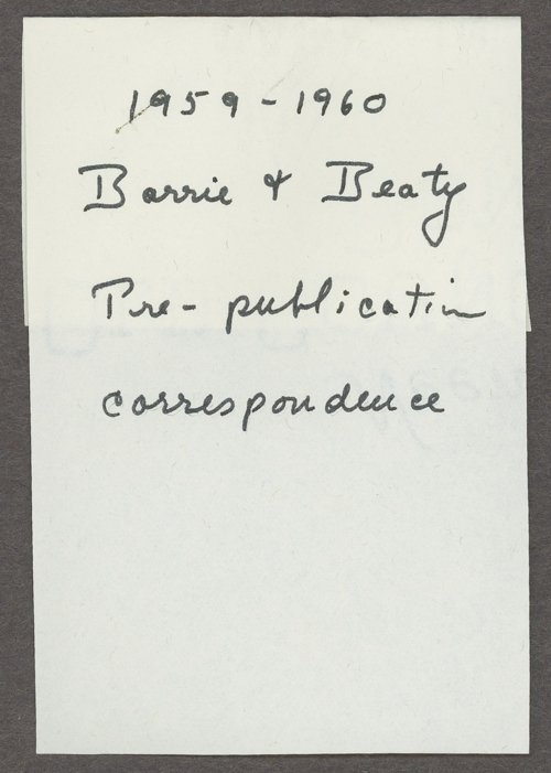 Nina Ridenour papers - Page