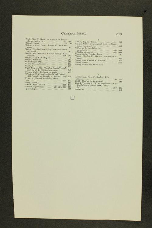 Kansas historical quarterly - Page
