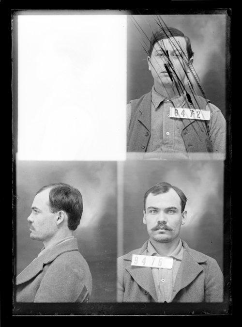 Ed Murphy, prisoner 9475, Kansas State Penitentiary - Page