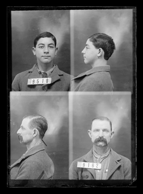 Marshall F. Williams and Ben Lyons, prisoners 9162 and 9518 - Page