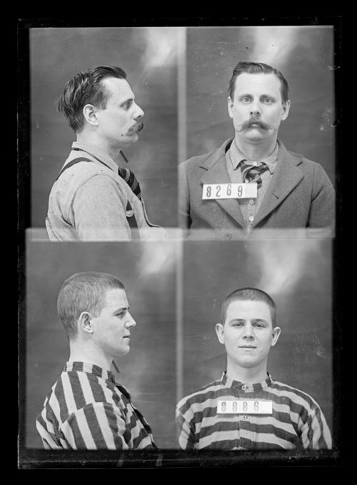 R. Shiffer and W. Carey, prisoners 8886 and 8269 - Page