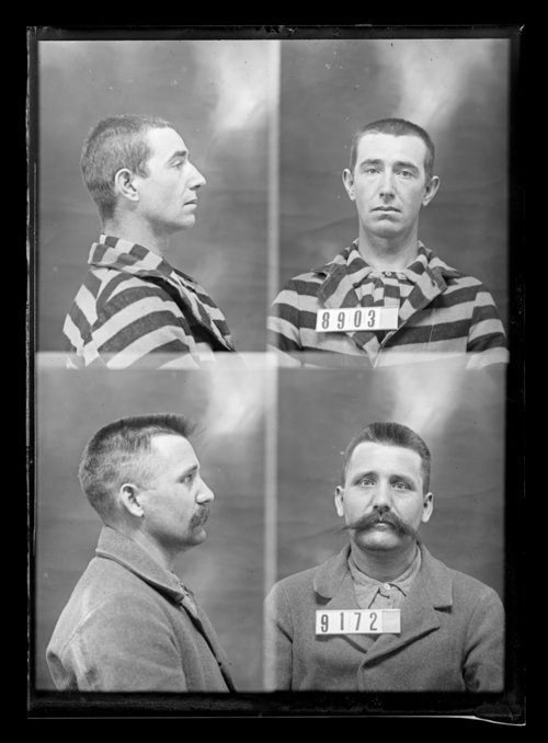 J. W. Scroggins and Charles Curtis, prisoners 9172 and 8903 - Page