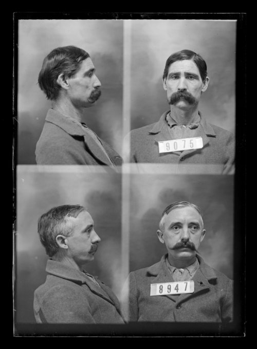 J. Penticost and J. W. Shaw, prisoners 8947 and 9075 - Page