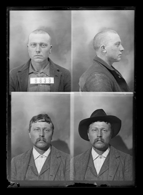 Jacob Snooks, prisoner 9639, Kansas State Penitentiary - Page