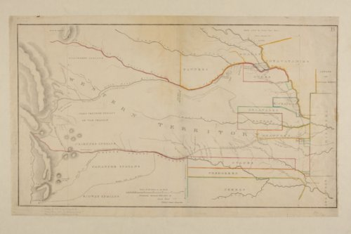 Route of Colonel Henry Dodge to the Rocky Mountains - Page