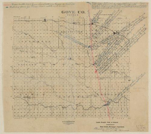 Gove County, Kansas - Page
