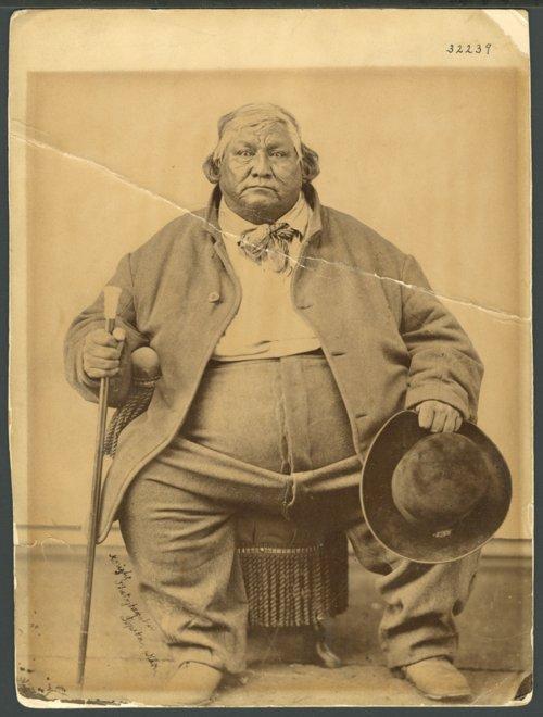 Chief Abram B. Burnett - Page