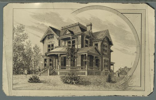 Harvey Rush home in Leavenworth, Kansas - Page