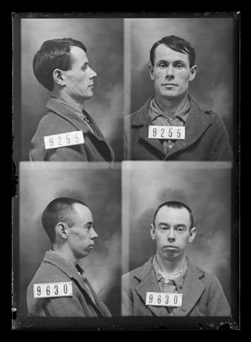Richard Roe and E. E. Burns, prisoners 9255 and 9630, Kansas State Penitentiary - Page