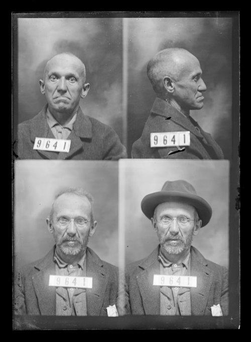 E. H. Brown, prisoner 9641, Kansas State Penitentiary - Page