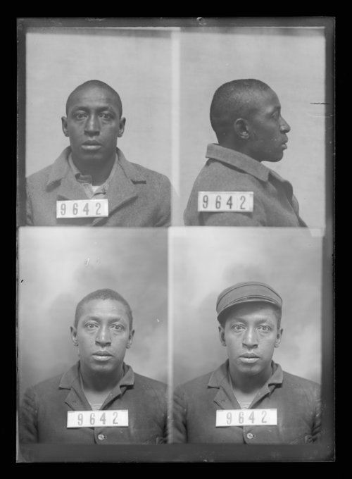 Cail Gilken, prisoner 9642, Kansas State Penitentiary - Page