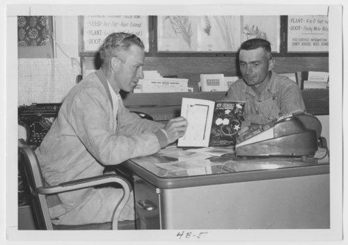 Ralph Stum and John Wunder - Page