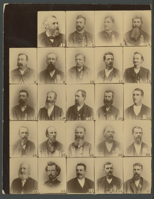 Survivors from the 6th Kansas Volunteer Cavalry - Page