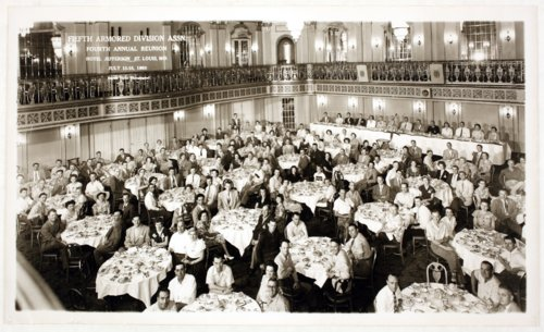 Fifth Armored Division Association reunion in St. Louis, Missouri - Page