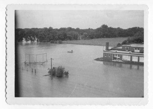 Flooding in Morrowville, Kansas - Page