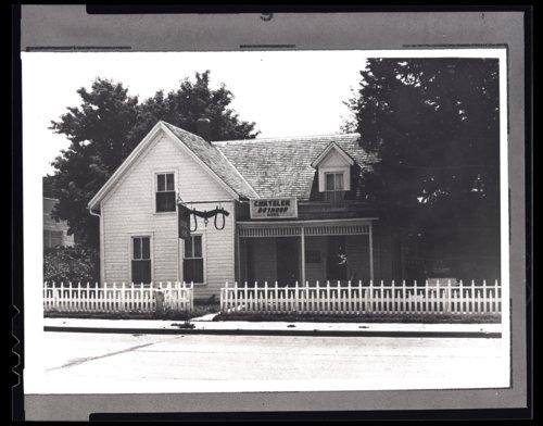 Walter P. Chrysler home, Ellis, Kansas - Page