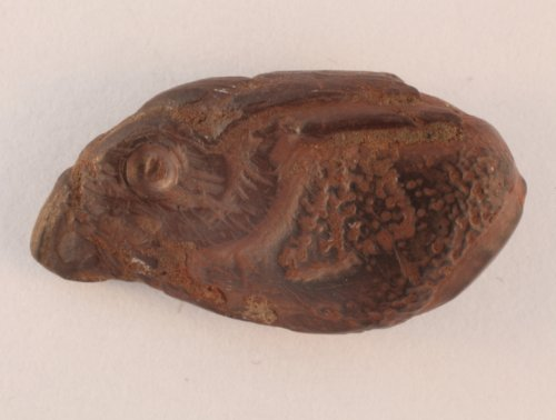 Carved hematite rabbit - Page