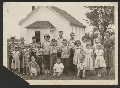 Milam School, Cherokee County, Kansas - Page