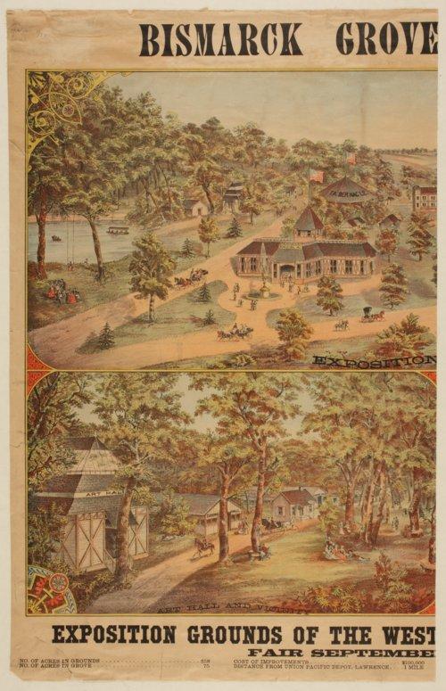 Bismark Grove, Lawrence, Kansas - Page