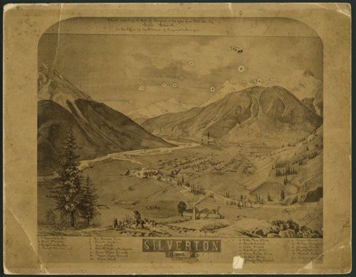 Bird's Eye View of Silverton, Colorado - Page