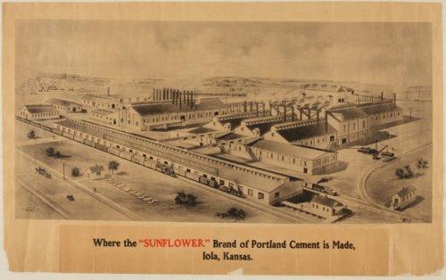 Kansas Portland Cement Company, Iola, Kansas - Page