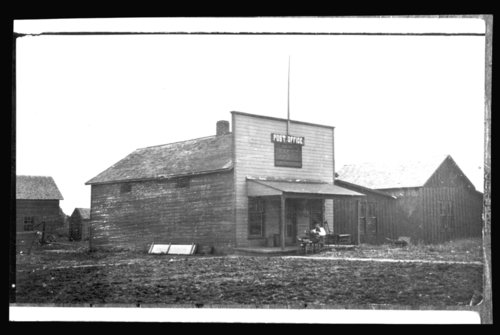 Post office in Geneva, Kansas - Page