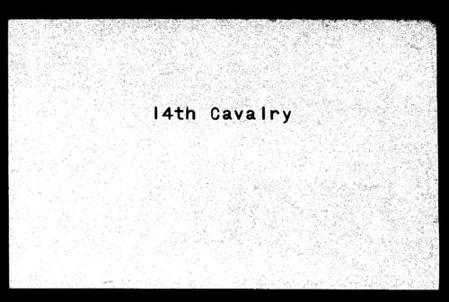 Descriptive roll, Fourteenth Regiment, Cavalry, Kansas Civil War Volunteers, volume 2 - Page