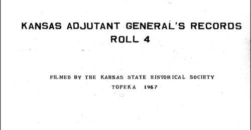 Descriptive roll, Sixteenth Regiment, Cavalry, Kansas Civil War volunteers, volume 2 - Page