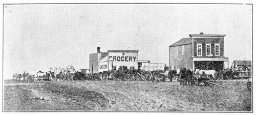 Street scenes in Humboldt, Allen County, Kansas - Page