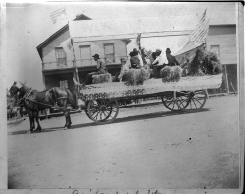 Parade in Humboldt, Allen County, Kansas - Page