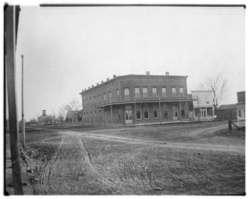 Hotel in Humboldt, Allen County, Kansas - Page