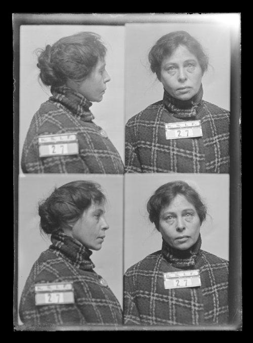 Etta Forsythe Trumbull, prisoner 27, Kansas State Industrial Farm for Women - Page
