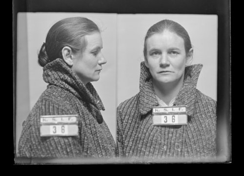 Emma Johnson, prisoner 36, Kansas State Industrial Farm for Women - Page