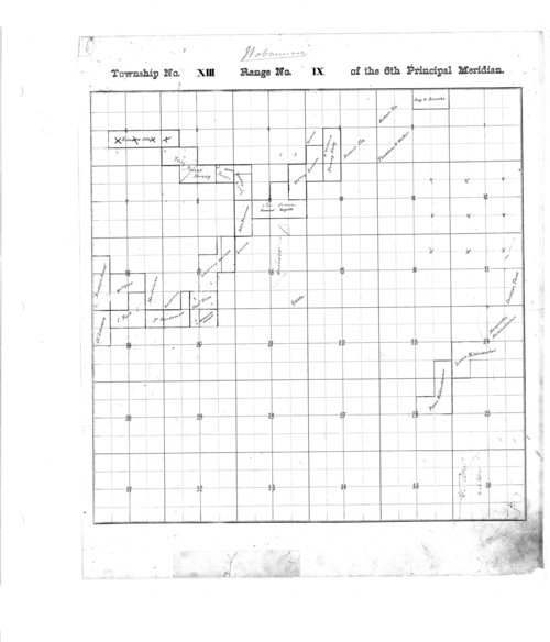 Richardson County and Wabaunsee County, Kansas, survey - Page