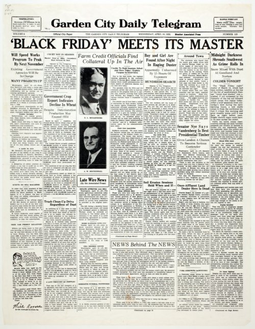 Black Friday meets its master - Page
