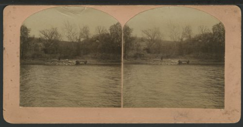People fishing on the Kansas River near Manhattan, Kansas - Page