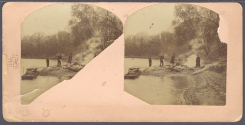 Picnic on the Kansas River east of Manhattan, Kansas - Page