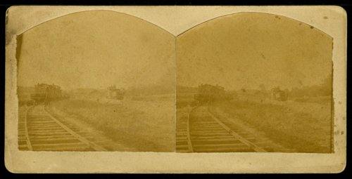 Train at Randolph, Kansas - Page