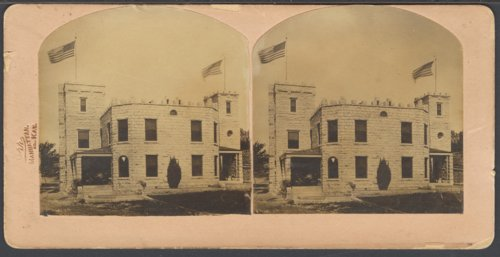 Judge Samuel Kimble's home in Manhattan, Kansas - Page