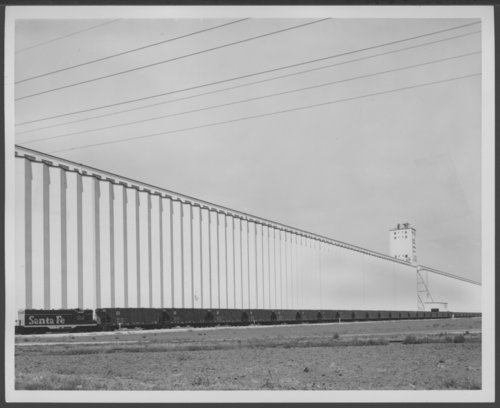 Atchison, Topeka & Santa Fe Railway Company's locomotive #2841 - Page