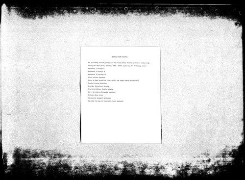 Muster rolls, Kansas State Militia, volume 1 - Page