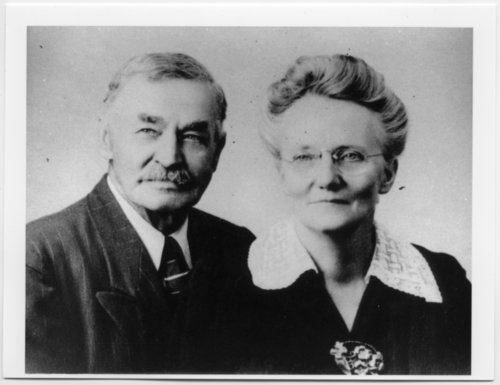 Michael Louis and Mary Ottilia Meinhardt Zeller - Page